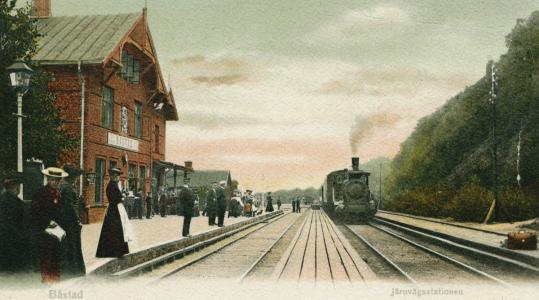 Båstad station