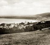 Utsikt från väster