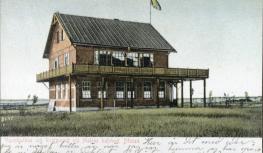 Varmbadhus och restaurang 1903