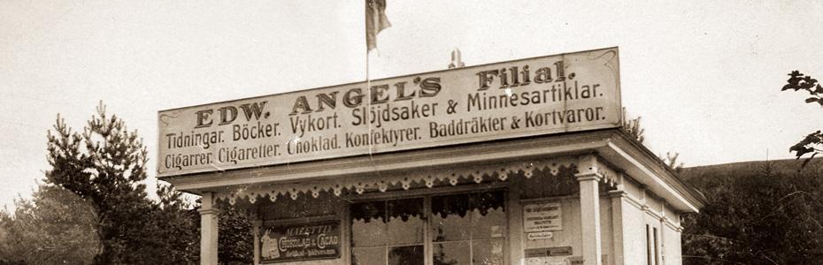 Angels Kiosk